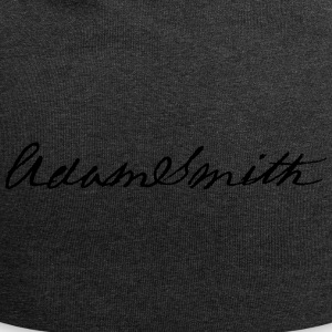 Adam Smith signature 1783 - Jersey-Beanie