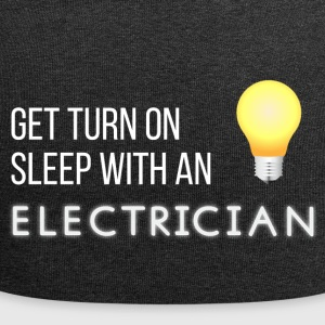 Electricians: Get turn on sleep with at Electrician - Jersey Beanie