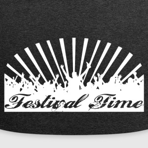 Festival Time Logo - Jersey Beanie