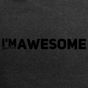 i'm so f* awesome - Jersey-Beanie