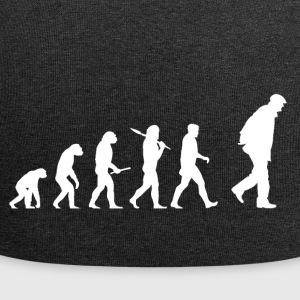 Evolution Grandpa! - Jersey Beanie