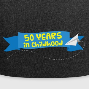 50th Anniversary: ​​50 Years in Childhood - Jersey Beanie