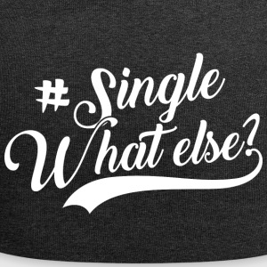 #Single - What Else - Bonnet en jersey