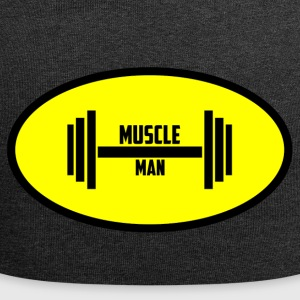 Muscle Man - Bonnet en jersey