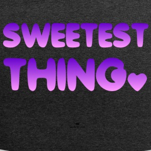 Sweetest Thing - Jersey Beanie
