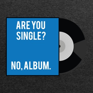 Single: Are you single? No, album. - Jersey Beanie