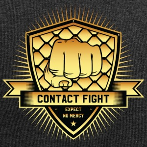 Contact Fight Gold - Jersey Beanie