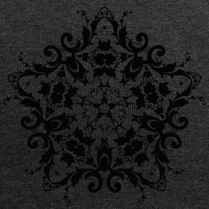 Ornament - Damask - Jersey-Beanie