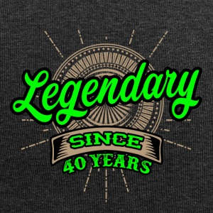 Legendary since 40 years t-shirt and hoodie - Jersey Beanie