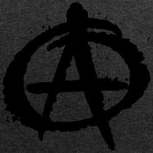 anarchia - Beanie in jersey
