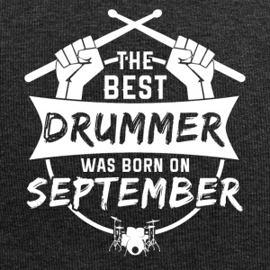 The best drummers were born in September - Jersey Beanie