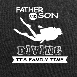 Father And Son - Diving - Jersey Beanie
