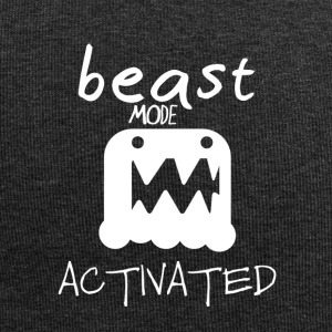 Monstermodus aktiviert - beast mode activated - Jersey-Beanie