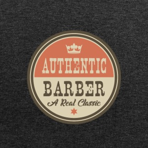 AUTHENTIC BARBER - BARBER SHOP - Jersey Beanie
