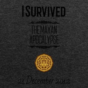I survived the Mayan Apocalypse - Jersey Beanie
