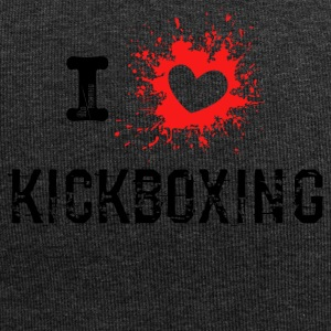 iLove Kickboxing red - Jersey-Beanie