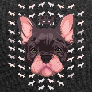 French Bulldog - Jersey Beanie