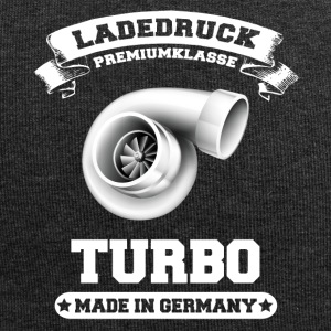 Ladedruck Turbo Made in Germany - Jersey-Beanie