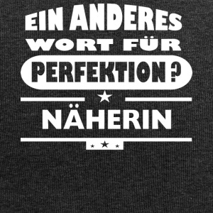 Naeherin Anderes Wort fuer Perfektion - Jersey-Beanie