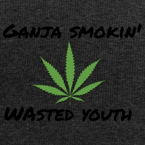 Ganja smokin youth - Jersey-Beanie
