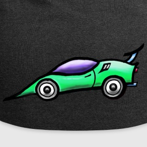 Car green - Jersey Beanie