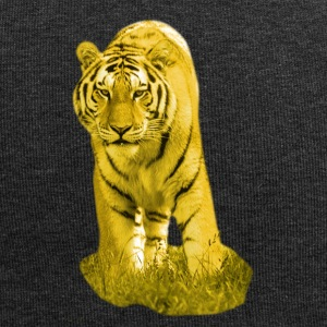 Yellow Tiger - Jersey-Beanie