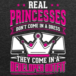 REAL PRINCESSES developer - Jersey Beanie