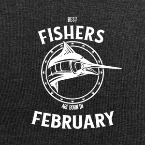 Present for fishers born in February - Jersey Beanie