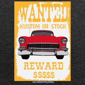 WANTED OR STOCK KUSTOM - cod: 1955ChevyBelAir - Jersey Beanie