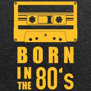 "Cassette ""born in the 80's"" - Jersey Beanie"
