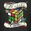 Rubik's Cube Tatouage - T-shirt long Homme