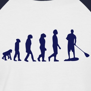 Evolution, Sup, standing paddling, surfing, surfing Supen, Stand up paddle surfing