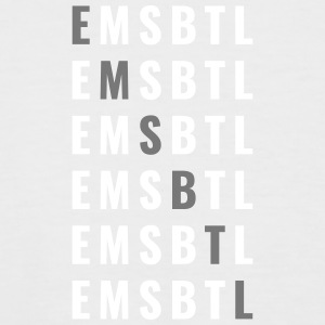 Eimsbüttel - EMSBTL Matrix - Men's Baseball T-Shirt