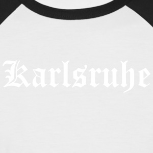 Karlsruhe - T-shirt baseball manches courtes Homme