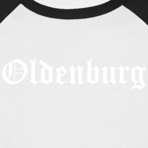 Oldenburg - T-shirt baseball manches courtes Homme