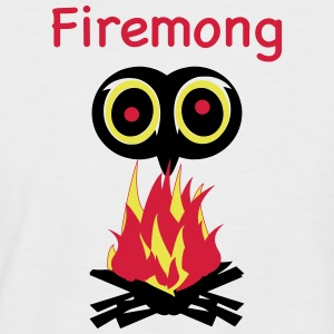 Firemong1 - Men's Baseball T-Shirt