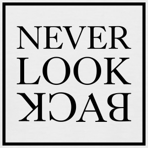 Never Look Back - CLEVELAND SHIRTS - Men's Baseball T-Shirt