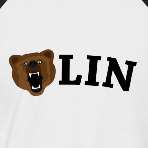 BearLin - Men's Baseball T-Shirt