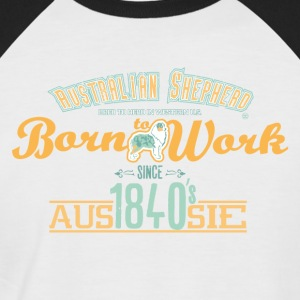 Aussie - Since 1840 - Men's Baseball T-Shirt