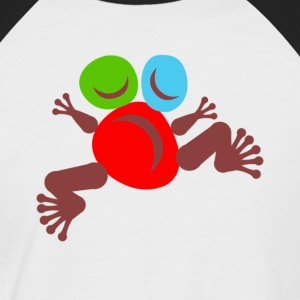 Frog Totem - T-shirt baseball manches courtes Homme