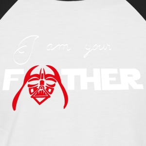 I Am Your Father - Men's Baseball T-Shirt