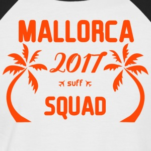 Mallorca Squad 2017 - Men's Baseball T-Shirt