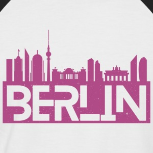 Berlin CIty - Men's Baseball T-Shirt