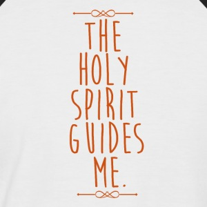 Holy Spirit - Men's Baseball T-Shirt