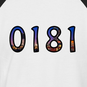 0181 Inside - Men's Baseball T-Shirt