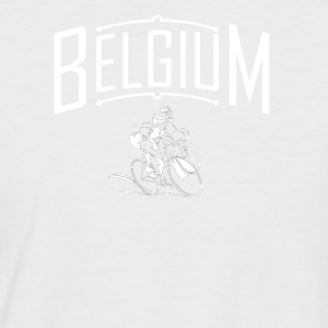 BELGIUM - Men's Baseball T-Shirt