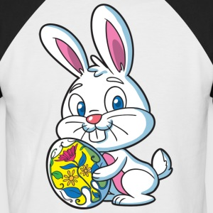 Easter Bunny - Men's Baseball T-Shirt