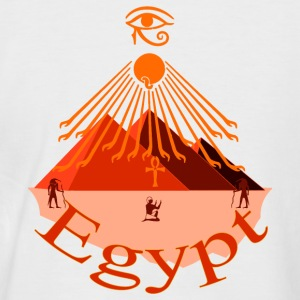 Egypte - T-shirt baseball manches courtes Homme