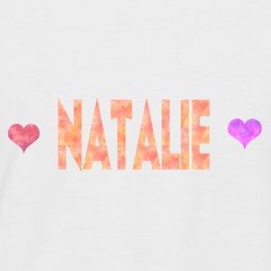 Natalie - Men's Baseball T-Shirt