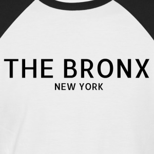 Le Bronx - T-shirt baseball manches courtes Homme
